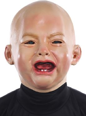Adult Crying Baby Mask