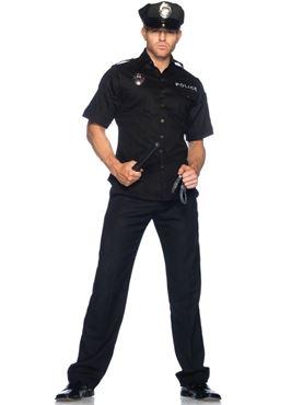 Adult Cuff Em Cop Costume