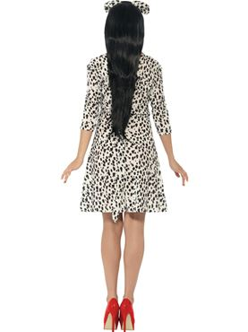 Adult Dalmatian Costume - Side View