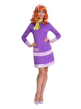 Adult Daphne Scooby Doo Costume Couples Costume