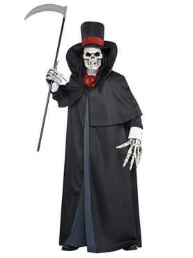 Adult Dapper Death Costume