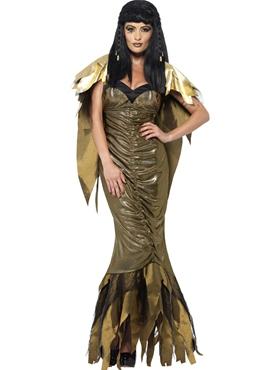 Adult Dark Cleopatra Costume