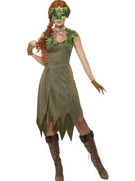 Adult Forest Nymph Costume