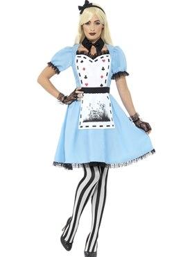 Adult Dark Tea Party Costume