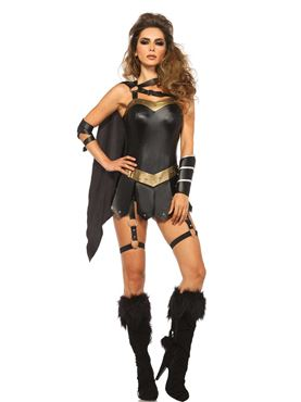 Adult Dark Warrior Costume