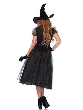 Adult Darling Spellcaster Costume - Back View