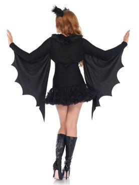 Adult Cozy Bat Kit - Back View