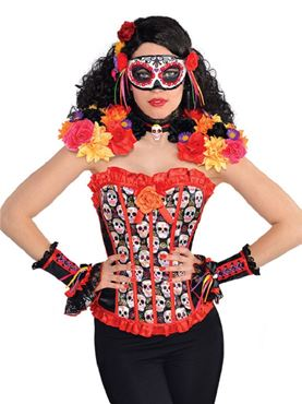 Adult Day of the Dead Epaulettes