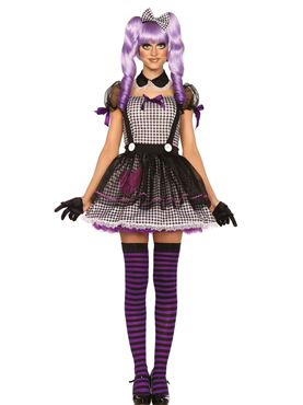 Adult Dead Eye Dollie Costume