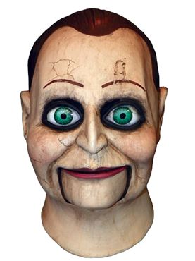 Adult Deluxe Dead Silence Billy Puppet Mask