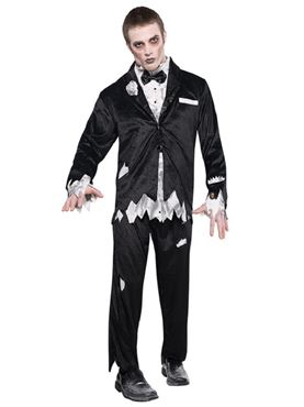 Adult Deadly Catch Groom Costume