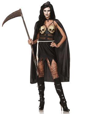 Adult Death Dealer Costume