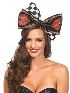 Adult Deluxe Alice Oversized Bow