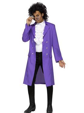Adult Purple Pain Costume