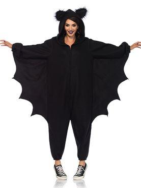 Adult Deluxe Bat Kigarumi Funsie Costume