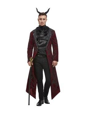 Adult Deluxe Devil Costume