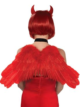 Adult Deluxe Devil Wings