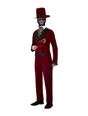Adult Deluxe DOTD Sacred Heart Groom Costume