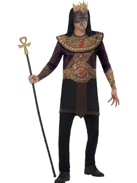 Adult Deluxe Egyptian God Horus Costume