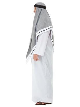 Adult Deluxe Fake Sheikh Costume - Side View