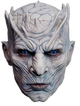 Adult Deluxe Game of Thrones Night King Mask