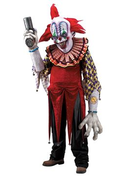 Adult Deluxe Giggles Creature Reacher Costume