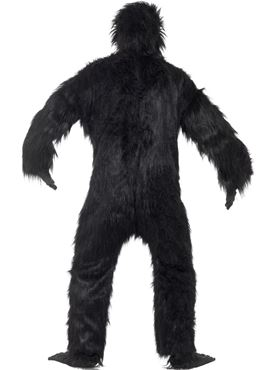 Adult Deluxe Gorilla Costume - Side View