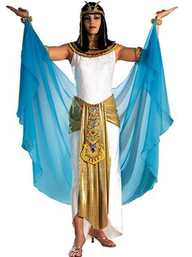 Adult Deluxe Grand Heritage Cleopatra Costume