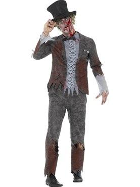 Adult Deluxe Groom Costume