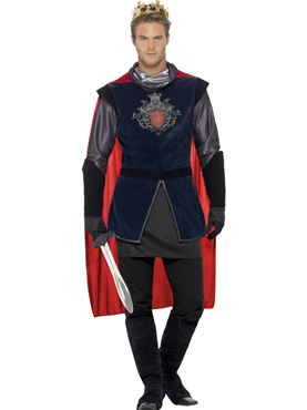 Adult Deluxe King Arthur Costume Thumbnail
