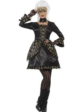 Adult Deluxe Masquerade Costume