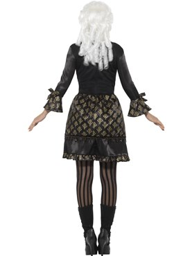 Adult Deluxe Masquerade Costume - Side View