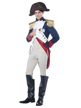 Adult Deluxe Napoleon Costume