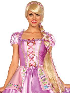 Adult Deluxe Rapunzel Wig