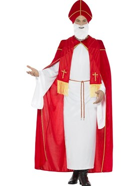 Adult Deluxe Saint Nicholas Costume
