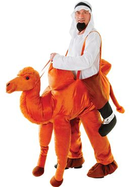 Adult Deluxe Step In Camel Costume