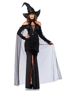 Adult Deluxe Sultry Sorceress Costume