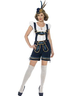 Adult Deluxe Traditional Bavarian Costume