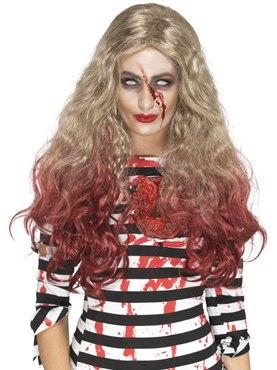 Adult Deluxe Zombie Wig