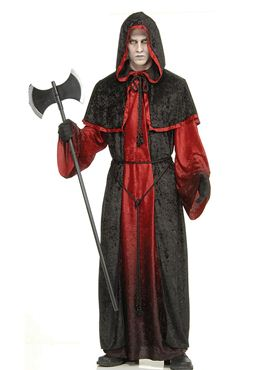 Adult Demon Robe Costume