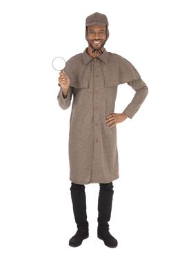 Adult Detective Man Costume