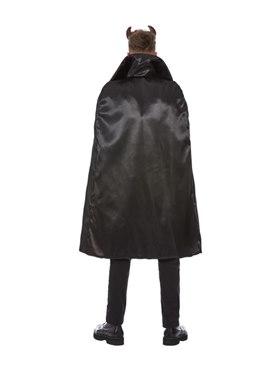 Adult Devil Costume - Back View