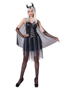 Adult Devil Lady Costume