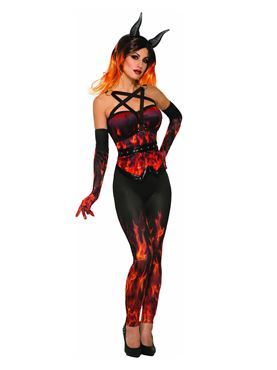 Adult Devil Leggings