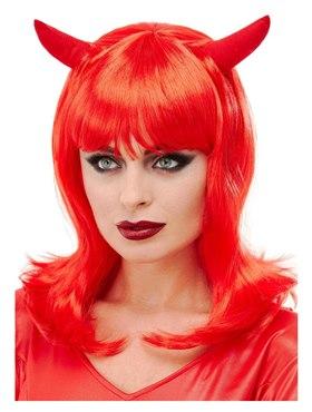 Adult Devil Wig