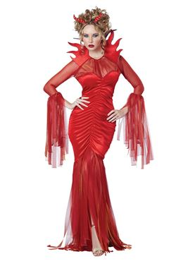 Adult Devilish Diva Costume