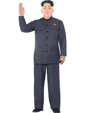 Adult Dictator Costume