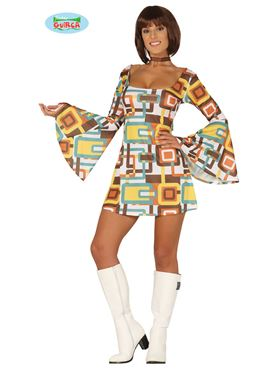 Adult Disco Girl Costume