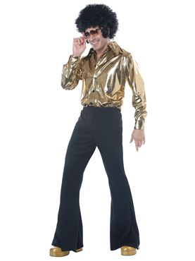 Adult Disco King Costume - Back View