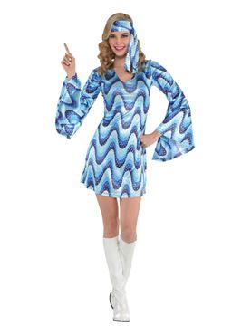 Adult Disco Lady Costume